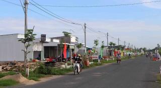 Tân Châu đẩy mạnh xã hội hóa giao thông nông thôn