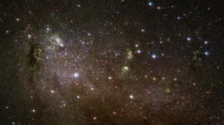 Kính viễn vọng NASA phát hiện thiên hà dị thường IC 10