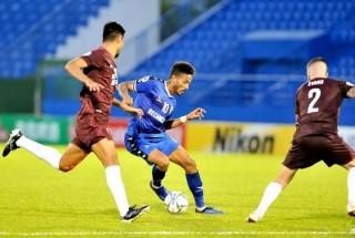 Loại PSM Makassar, B.Bình Dương gặp CLB Hà Nội trong trận chung kết