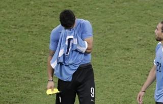 Suarez sút hỏng luân lưu, Uruguay cay đắng chia tay Copa America