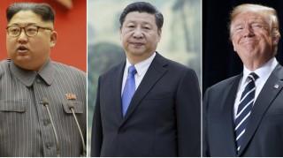 Mối quan hệ ngoại giao tay ba Mỹ-Triều Tiên-Trung Quốc