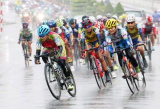 Cơ hội để xe đạp nữ An Giang cọ xát