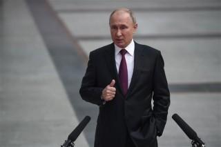Tổng thống Nga khẳng định không muốn chạy đua vũ trang, nhưng phải tự phòng vệ