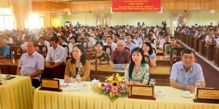 Ban Tuyên giáo Trung ương: Hội nghị báo cáo viên tháng 7-2019