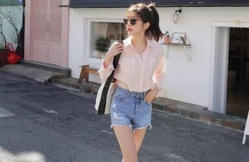 3 kiểu quần short xuống phố cuối tuần