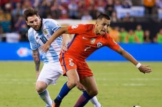 Trận tranh hạng Ba Copa America 2019 Argentina - Chile: Duyên và nợ