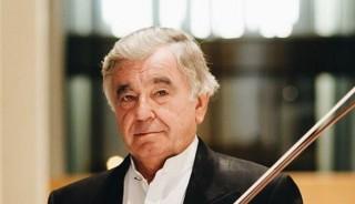'Huyền thoại' violin Viktor Tretyakov đến Việt Nam làm giám khảo