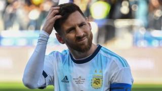 Tai bay vạ gió, Messi đối mặt án cấm thi đấu 2 năm