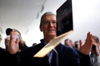Apple ngừng sản xuất mẫu máy tính MacBook siêu mỏng