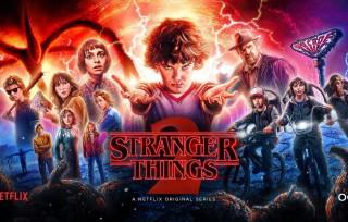 """""""Stranger Things"""" mùa thứ 3 phá kỷ lục về lượt người xem trên Netflix"""