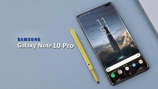 """Galaxy Note 10 sẽ sở hữu hiệu năng """"khủng"""""""