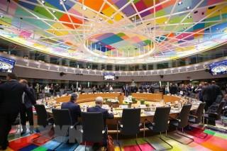 EU thông qua biện pháp khẩn cấp nếu xảy ra Brexit không thỏa thuận