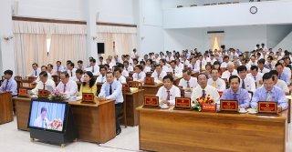 Khai mạc kỳ họp thứ 11, HĐND tỉnh khóa IX, nhiệm kỳ 2016-2021