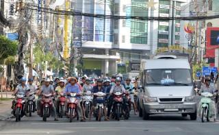 Nâng cao ý thức của người dân khi tham gia giao thông