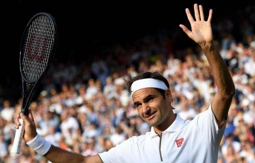 Wimbledon 2019: Federer lập kỳ tích, 'đại chiến' Nadal ở bán kết