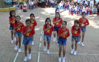 Châu Phú tổ chức Hội thi Đồng diễn thể dục theo hình thức múa dân vũ - khiêu vũ