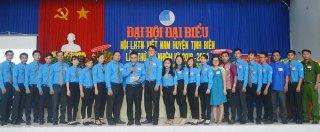 Đại hội đại biểu Hội Liên hiệp Thanh niên huyện Tịnh Biên nhiệm kỳ 2019-2024