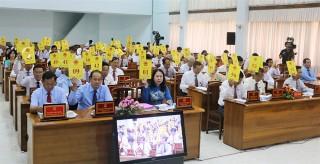 Bế mạc kỳ họp thứ 11, HĐND tỉnh khóa IX, nhiệm kỳ 2016-2021