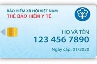 Tháng 1-2020 dùng thẻ BHYT điện tử, nhận diện người bệnh bằng khuôn mặt