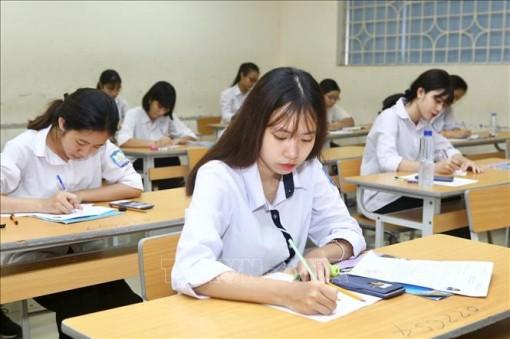 'Tập dượt' điểu chỉnh nguyện vọng đăng ký xét tuyển từ 16 đến 18-7