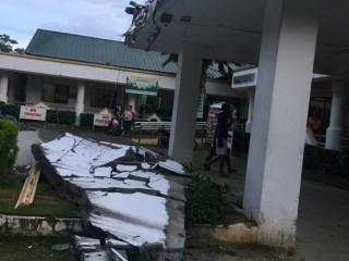 Động đất rung chuyển Philippines