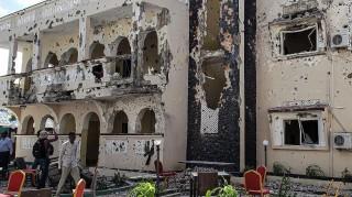 Tấn công khủng bố ở Somalia, 82 người thương vong