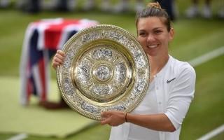 Halep lần đầu vô địch Wimbledon