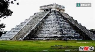 Phát hiện bằng chứng lộ rõ nền văn minh Maya do người ngoài hành tinh tạo dựng?