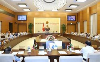 Kỳ họp thứ 8 Quốc hội khóa XIV dự kiến khai mạc ngày 21-10