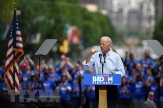 Bầu cử Mỹ: Tỷ lệ thăm dò ủng hộ ông Biden thấp nhất từ trước tới nay