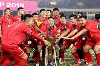 Việt Nam bắt đầu cuộc đua tranh 4,5 suất dự World Cup 2022