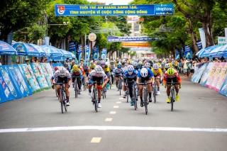 """Tay đua Kim Hyun Ji đoạt """"cú đúp"""" tại Giải xe đạp nữ toàn quốc mở rộng tranh Cúp Truyền hình An Giang lần XX-2019"""