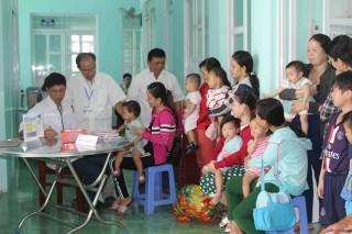 Xã Hội An hạ thấp tỷ lệ số cas mắc sốt xuất huyết