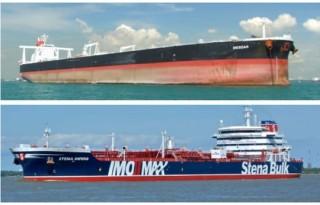 Iran bắt tàu chở dầu Anh ở Vùng Vịnh