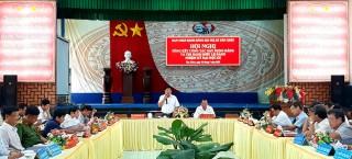 Tân Châu: Tổng kết công tác xây dựng Đảng và thi hành Điều lệ Đảng