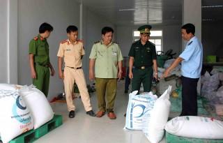 Tân Châu tăng cường chống buôn lậu