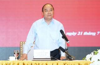 Thủ tướng họp Tổ biên tập Chiến lược 10 năm và Kế hoạch 5 năm