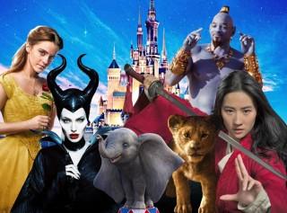 Tại sao Disney liên tục làm phim live-action?