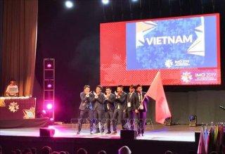 Việt Nam đã trở thành mô hình đào tạo toán học