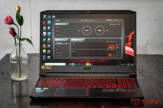 Cận cảnh laptop gaming Acer Nitro 7 phiên bản 2019 tại Việt Nam giá 35 triệu