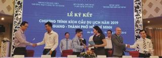 Liên kết du lịch An Giang - TP. Hồ Chí Minh