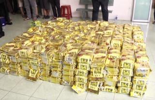 Hơn nửa tấn ma tuý bị cục Hải quan TP.HCM phát hiện, bắt giữ trong 6 tháng đầu năm 2019
