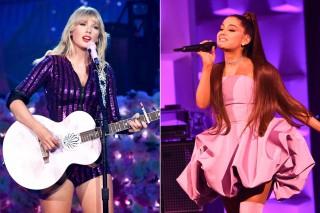 Taylor Swift và Ariana Grande thống trị đề cử MTV VMA 2019