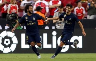 Real Madrid đánh bại Arsenal sau loạt sút luân lưu kịch tính