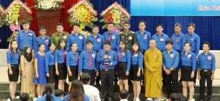 Đại hội đại biểu Hội Liên hiệp Thanh niên Việt Nam huyện Châu Phú, nhiệm kỳ 2019-2024