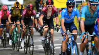 Tour de France biến động sau sự cố ẩu đả trên đường đua