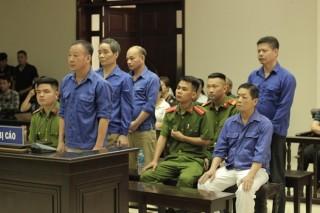 Trùm bảo kê chợ Long Biên bị xử 48 tháng tù, phạt bổ sung 30 triệu đồng