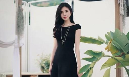 Cách tránh 'già trước tuổi' khi diện trang phục đen
