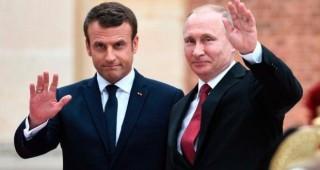 Tổng thống Nga Putin sẽ thăm Pháp trước thềm hội nghị thượng đỉnh G7