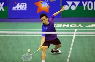 Nguyễn Tiến Minh đoạt chức vô địch cầu lông quốc tế ở tuổi 36